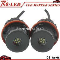 Canbus E39 20W led marker angel eyes for BMW X5 E39 E53 E60 E63 E87 Angel Eye LED Bulbs No OBD Error