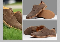 Men Genuine Leather Shoes Brand British Style For Mens Sneakers New 2014 Shoes Men Casual Discount Online Zapatos De Hombre 226