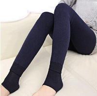 2014 winter warm women Leggings velvet fitness autumn Colorful Cotton leggins free shipping U578