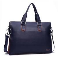 2014 Casual Men briefcase business Shoulder bags Men messenger bags Designer  Handbag Travel Bag Genuine Leather Laptop
