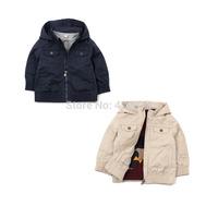 Benett n 1-5y children's children clothing short design casual jacket outerwear