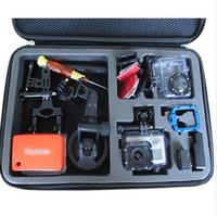 HOT SALT#GoPro Hero 3/2/1 GoPro Accessorie Shockproof Protect Case Carry Bag Box Big