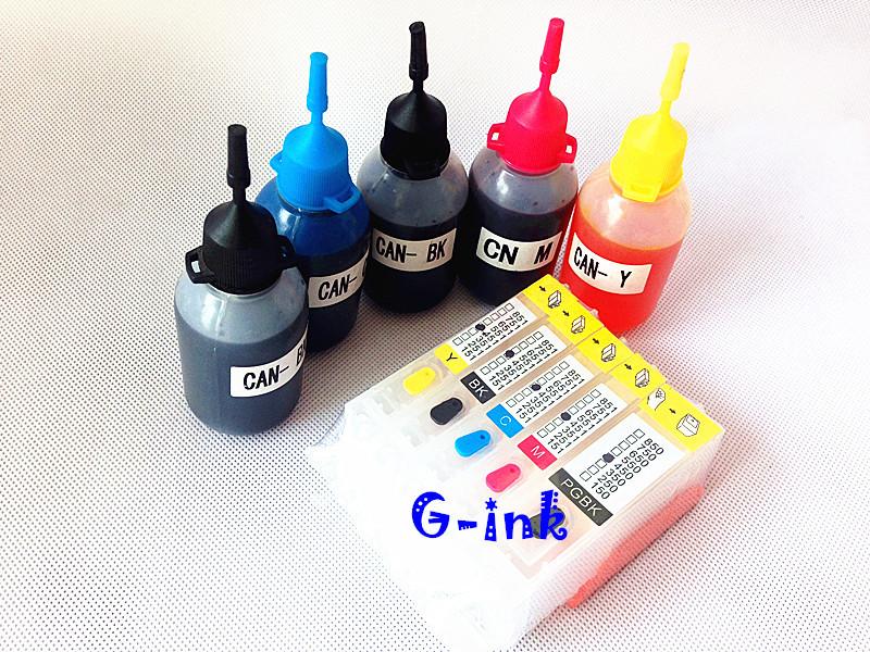 Картридж с краской G-ink