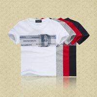 Retail  Brand 2014  New  summer  fashion  children's  T-shirt   O-Neck   short  sleeve  boy's  shirt  free  shipping