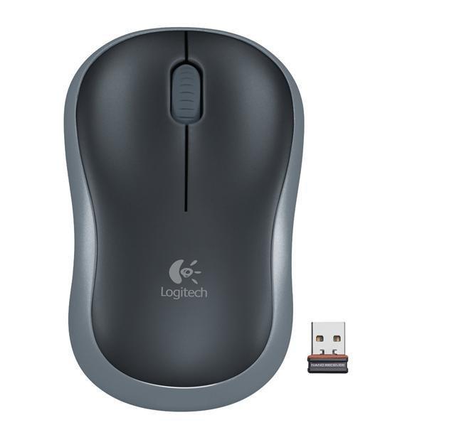 Original Logitech Wireless Mouse M185 Free shipping(China (Mainland))