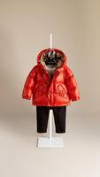 Retail Brand Baby Kids Hoodies & Sweater/Cute Baby Girl's Outerwear/Boy's Down & Parkas/Children's Winter Padded Jacket