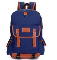 HOT! Retro Canvas Backpack women and Men's backpacks Students School Bag Travel Bag shoulder bags