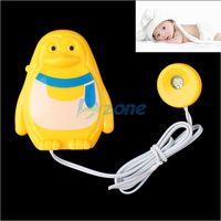 Portable Cute Penguin Design Baby Infants Diaper Poop Wet Alarm Alert Sensor#58619