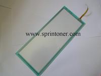 High quality Touch screen for Konica minolta bizhub C250 C252 copier spare parts