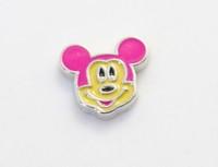 Wholesale 20PCS floating charm for glass living memory locket Chrismas Gifts