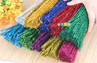 Free shipping (100pcs / set) children's educational toys handmade crafts DIY materials shilly-stick material