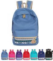 Men's Backpacks Travel Bags 2014 New Vintage  Women Backpack  Daily Children's Students School bags
