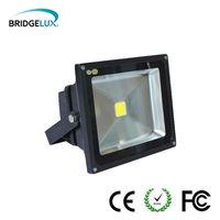 CE/RoHS/FCC outdoor IP65 40W LED flood light high lumens