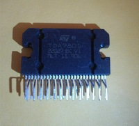 zip ic TDA7801 original model free shipping