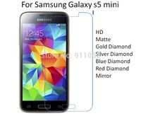 For Samsung Galaxy s5 mini HD/Matte/Diamond Screen Protector Film Free Shipping