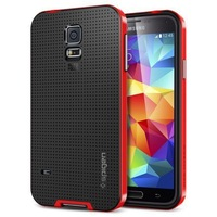 Slim Armor SGP bumblebee Case for galaxy s5, PC+TPU SPIGEN hornet case for samsung galaxy S5 i9600 500 pcs/lot