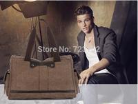 Hot Selling 2014 Unisex Messenger Bag Fashion Canvas Vintage handbags women Shoulder Bag  BA0077