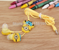 High Quality Me 2 3.5mm In-earCartoon Earphone For mp3 mp4 Player game player 200pcs/lot DHL FEDEX Free Shipping
