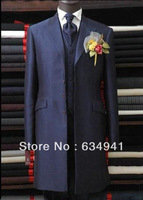 Free shipping/custom cheap New Arrival Groom Tuxedos Best man Suit Wedding brideGroom dress/Men Suits (Jacket+Pants+Tie+vest)