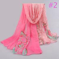 2014 fall fashion for women,rose print,Flower print,muslim hijab,Floral hijab,shawl and scarves,winter scarf,scarf women,bandana
