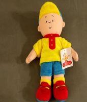 Hot Sale caillou rosie plush doll Cartoon doll cute plush doll