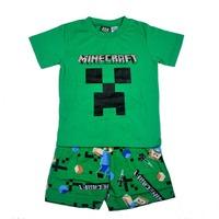 Baby Boys Clothing Set Shirt + Pant Children Clothing Sleepwear Menino Sets Infantis Game Minecra Creeper Clothes MC