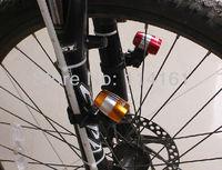 Bike light 2 modes cycling bicycle LED waterproof bike lamp LED Flashlight for riding warning at nigh