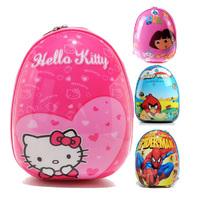 New Children Cartoon Animal Had Cover Backpacks Child Bags Toddler Shoulder bag Kindergarten Schoolbag -- Free Shipping