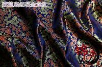 Brocade fabric cloth vintage luxury retro clothing cheongsam Chinese Dragon