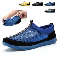 Summer Hole Shoes Male Sandals Network Shoes Men's Sandals Popular Breathable Shoes Lazy Sandals
