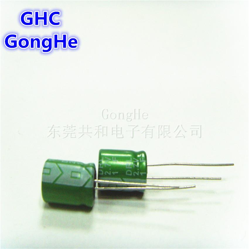 super capacitor 2.7v1f large capacity for long life 1200000 times(China (Mainland))