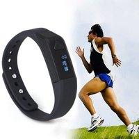 Freeshipping Vidonn X5 Bluetooth 4.0 IP67 Smart Wristband Bracelet Sports Sleep Tracking Health Fitness Pedometer Smart Watch