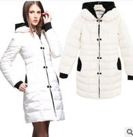 New 2014 jacket winter coat women thicken keep warm Mid-long Down & Parkas winter jacket