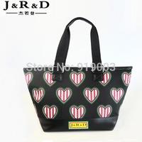 New 2014 Fashion women's casual handbags,canvas handbag, female embossed sweet fresh big bag shoulder bags.TX-30