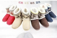 2014 Fashion children boots winter shoes kids child boots snow kids boots