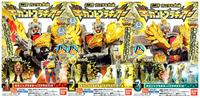 Original Bandai Gigant Bragigas Kyoryuger MiniPla Figure Full Set Gashapon Candy Toy MIB Megazord