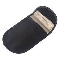 Mobile Cell Phone RF Signal Blocker Anti-Radiation Shield Case Bag Pouch Black Free Shipping
