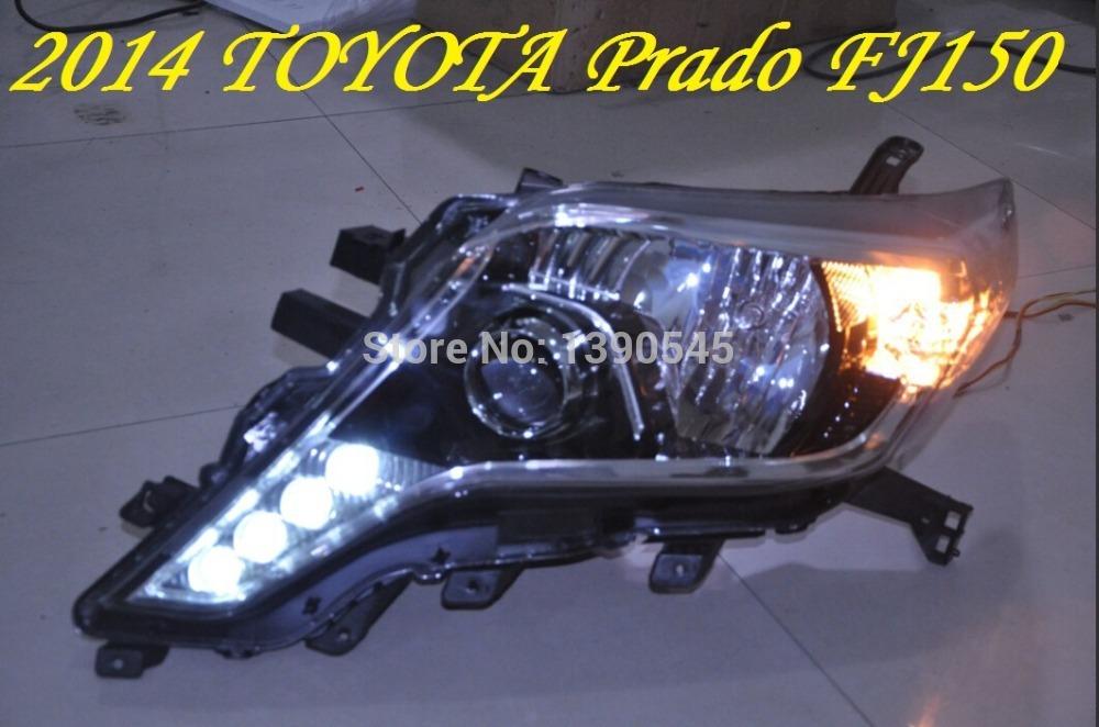 Система освещения , TOYOTA Prado FJ150 & HID + + ; , ключ toyota