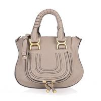 Top quality original brand marcie genuine calf leather gray ambre tote handbag shoulder bag fashion gift free shipping wholesale