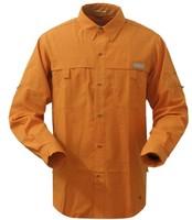 2014 new men's full shirts brand shirt men Omni-Wick,Omni-Freeze ZERO,Omni-Shade quick dry,anti-uv,for outdoors hiking,camping
