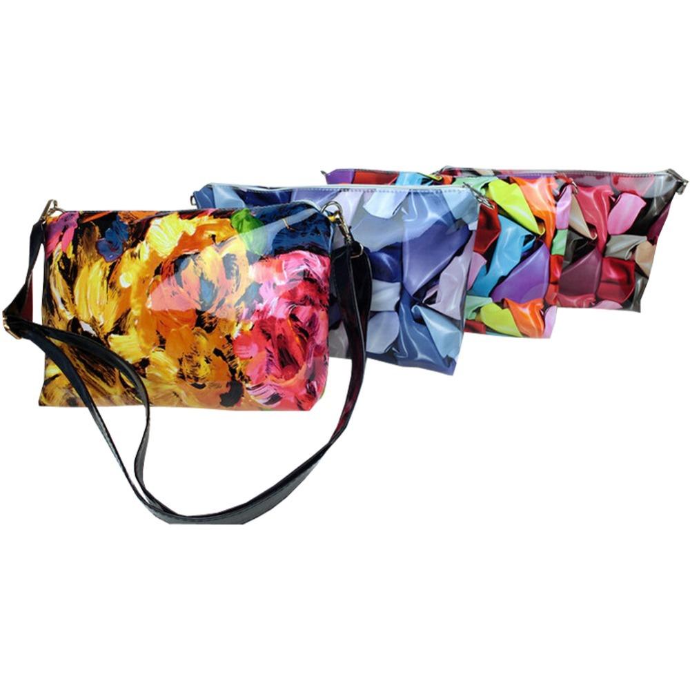 Women's Summer Beach Print Transparent Tote Shoulder Shopper Bag Handbag Purse(China (Mainland))