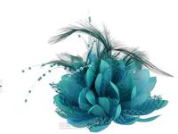 2014 new free shipping hand-beaded bridal wedding hair accessories hair rope headdress beautiful fabriccorsage flower wrist