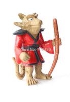 New version of the Teenage Mutant Ninja Turtles action figure TMNT 10set of 60 dolls Free shipping