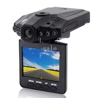 """Lowest Price, wholesale car dvr ,2.5"""" LCD Screen ,6 IR LED Night Vision Car Camera Recorder #7 14629"""
