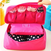 Travel Essentials portable bra clothes in the wash bag pouch