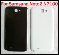 Note2 Battery Door Cover Replacement back housing for Samsung Galaxy Note2 N7100 black and white