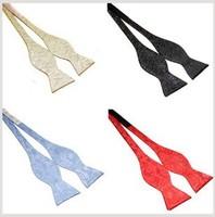 bow tie male formal bow tie multicolor fashionable casual bow tie self tie 15pcs/lot
