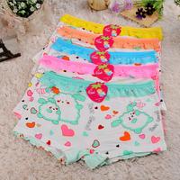 2014    Summer new bamboo fiber children underwear