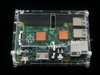 Raspberry Pi Model B+ Plus with Box Case D More USB GPIO Interface Lower Power Consumption  Raspberry-pi Development Board Kit