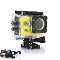 "Action Camera 1080P Full HD Original SJ4000 Helmet Waterproof Sport Camcorder 1.5"" G Senor Motor Mini DV 170 Wide Angle New 2014"